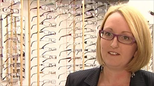Stafford optician
