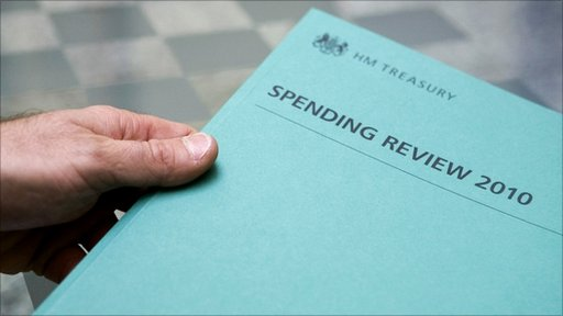 Spending Review document