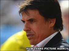 Chris Coleman is a former Wales captain