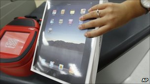 Apple iPad, AP