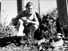 David Attenborough in Life on Earth, 1979 (Image: BBC)
