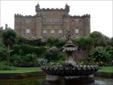 Exterior of Culzean Castle