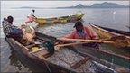 Small fishery boats (P Dugan/WorldFish))