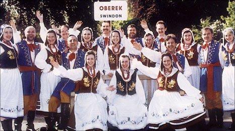 Swindon Polish Folk Dance Group