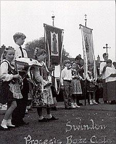 Procession of Corpus Christi