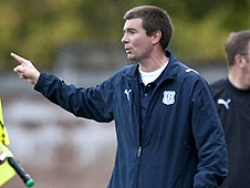 Dundee interim manager Barry Smith