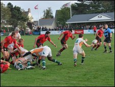 Ealing set another attack in motion against Jersey