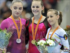Floor title medallists