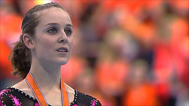 Bbc Sport Gymnastics World Gymnastics 2010 Lauren