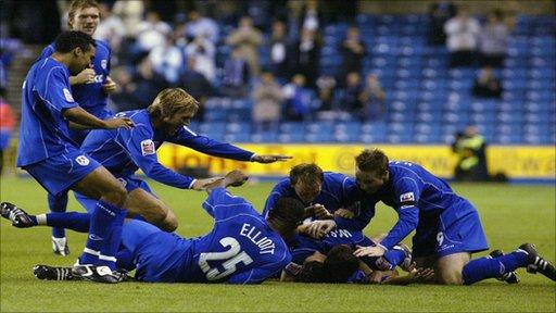 Millwall 2-0 Derby