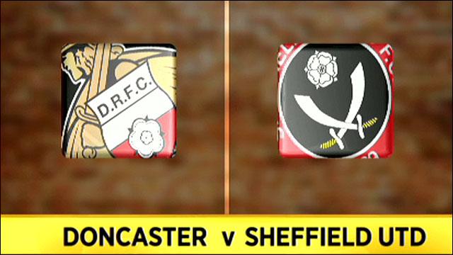 Doncaster v Sheff Utd