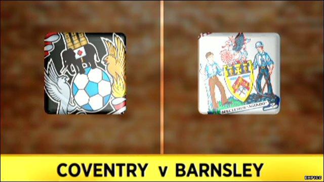 Coventry v Barnsley