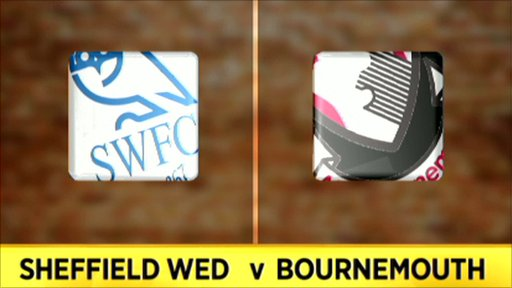 Sheffield Wednesday 1-1 Bournemouth