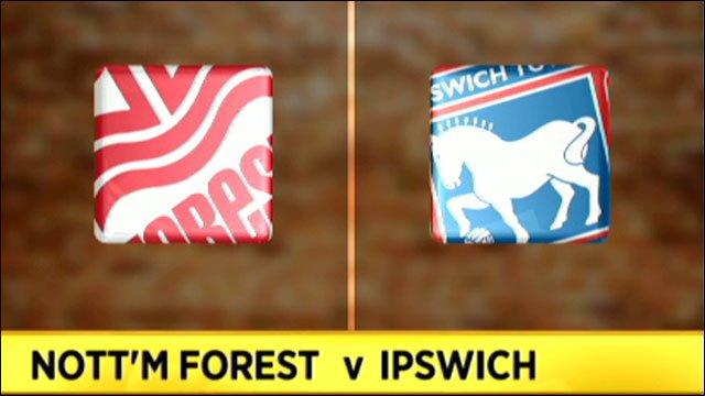 Nott'm Forest v Ipswich