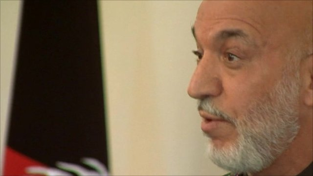 Karzai confirms report of cash payments from Iran