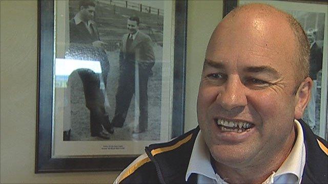 Former Leeds Rhinos head coach Brian McClennan