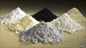 China pledges not to use rare earth minerals as weapon