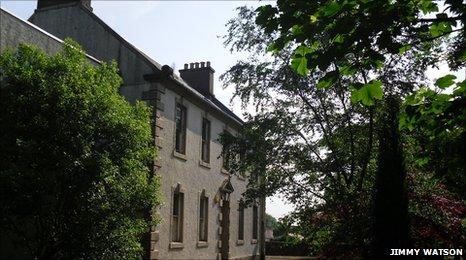 Huntershill House (Jimmy Watson)