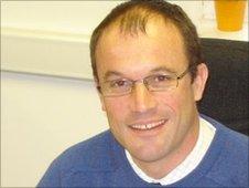 Acting managing director Steve Greene
