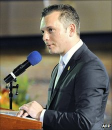 Prime Minister Gerrit Schotte