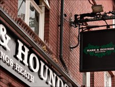 Hare and Hounds Kingsheath