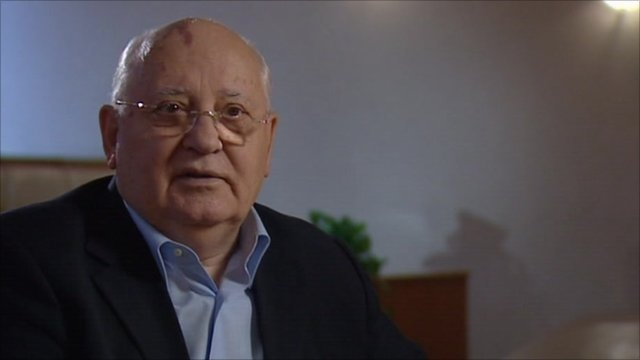 Gorbachev: Nato victory in Afghanistan impossible