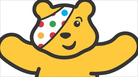 Pudsey!