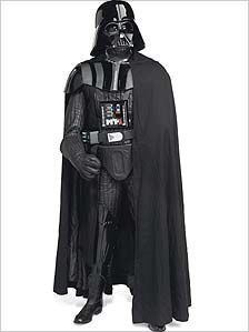 Darth Vader costume