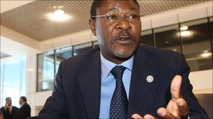 Kenya's Wetangula steps aside over embassy allegations