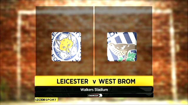 Leicester 1-4 West Brom