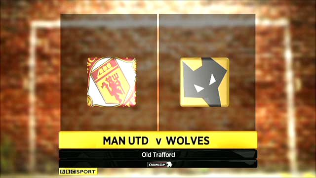Manchester United v Wolves