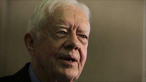 Image of President Carter