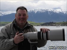 Phil Gould in New Zealand