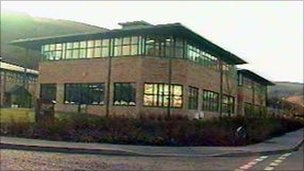 Rhondda Cynon Taf council headquarters
