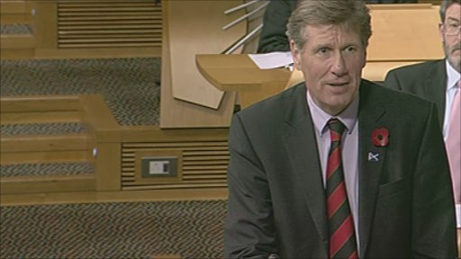 Justice Secretary Kenny McAskill calls on MSPs to pass the Criminal Procedure Bill