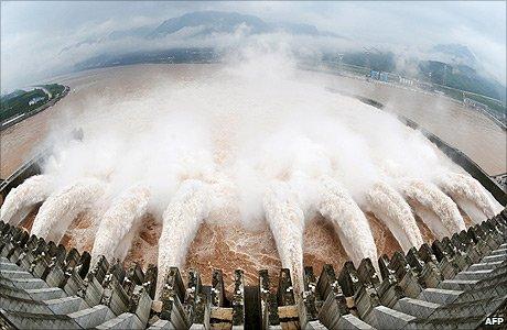 three gorges dam case study bitesize