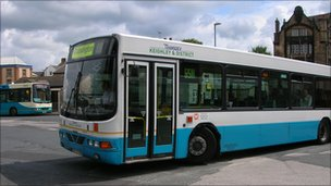 Dales Bus service