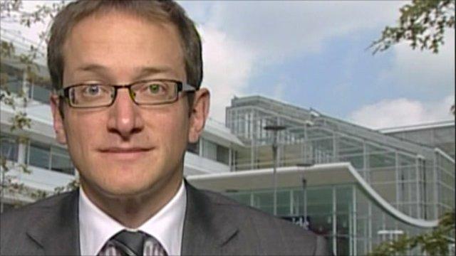 Nationwide's Chief Economist, Martin Gahbauer