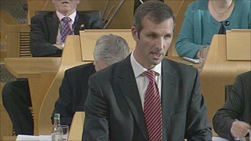 Liberal Democrat MSP Liam McArthur