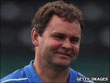 Bath coach Steve Meehan