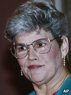 Violeta Chamorro, President of Nicaragua 1990-1997