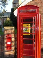 The community Public Access Defibrillator (cPAD) in the phone box