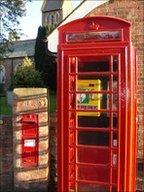 The community Public Access Defibrillator (cPAD) in the phone box