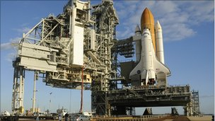 STS-133 Discovery (AFP)