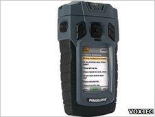 Voxtec's Phraselator P2
