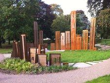 Worcester's Gheluvelt memorial