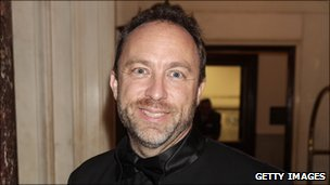 Jimmy Wales, file pic from September 2010