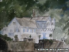 Ferryside by Kieron Williamson (detail) (Copyright: Kieron Williamson)