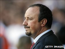 Rafael Benitez at Liverpool