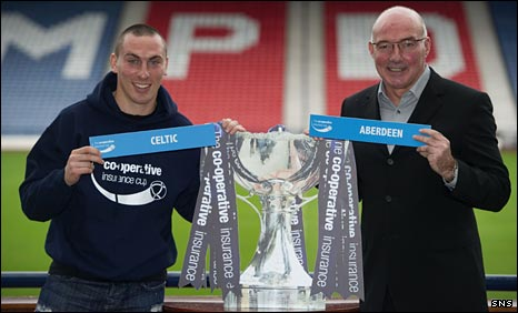 Scott Brown and Willie Miller